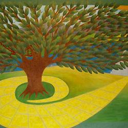 Mural Painting with Debra Disman